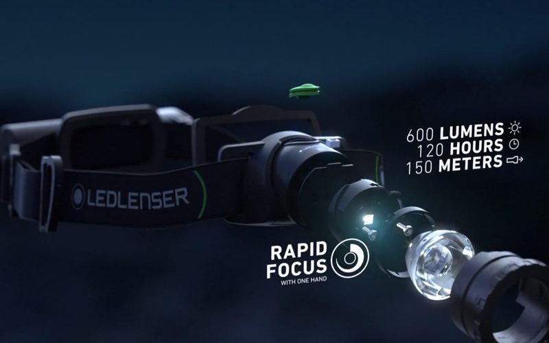 Ledlenser – MH10 Headlamp